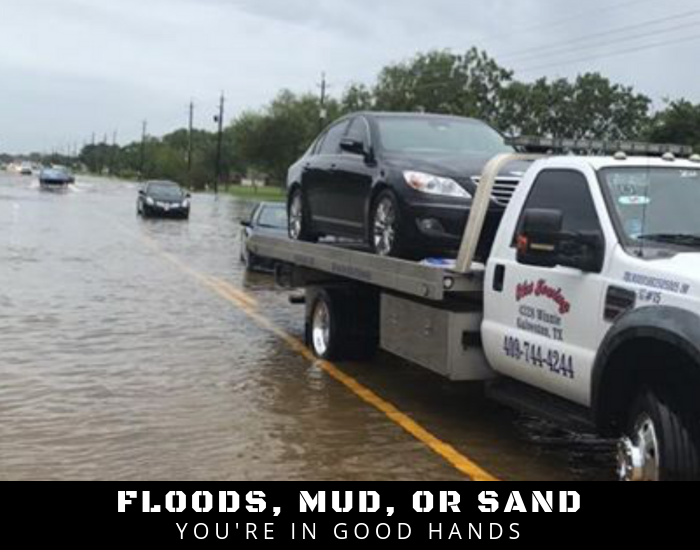 flood mud and sand recovery